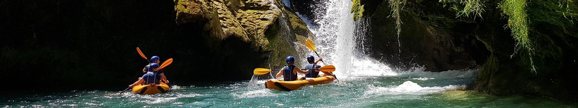 Kayak Safari