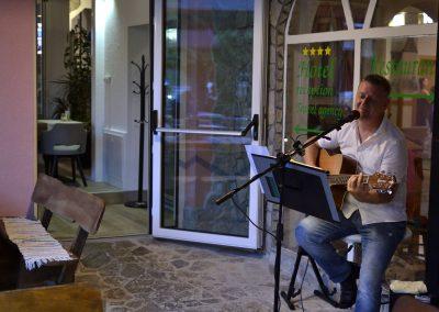 Live music-Restaurant Rastoke