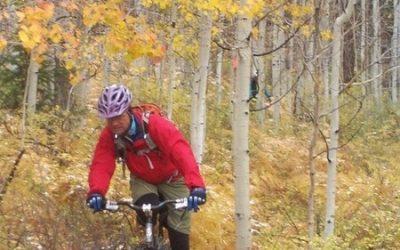 mirjana rastoke biking autumn fun