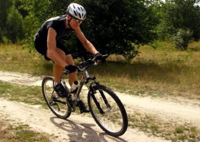 mirjana rastoke biking cycler track