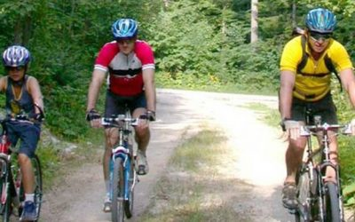 mirjana rastoke biking family fun