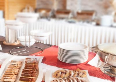 mirjana rastoke restaurant and bar desserts