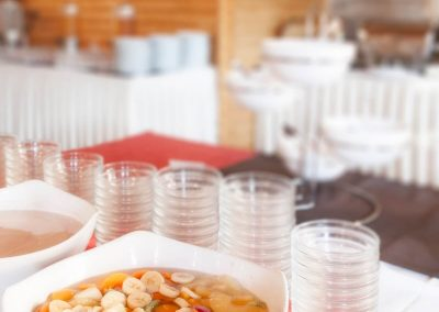 mirjana rastoke restaurant and bar fruit salad
