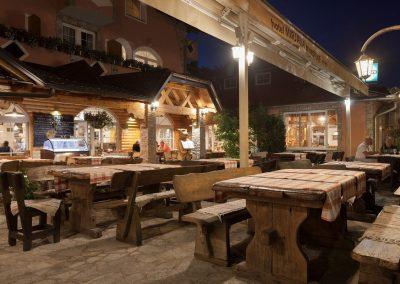 mirjana rastoke restaurant and bar outside