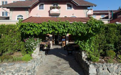 mirjana-rastoke restaurant and bar outside entrance day
