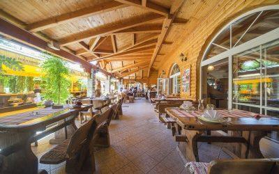 mirjana rastoke restaurant and bar outside seating