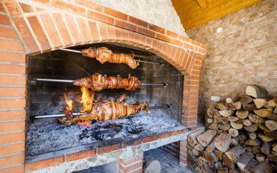 mirjana rastoke restaurant and bar rotisserie lamb