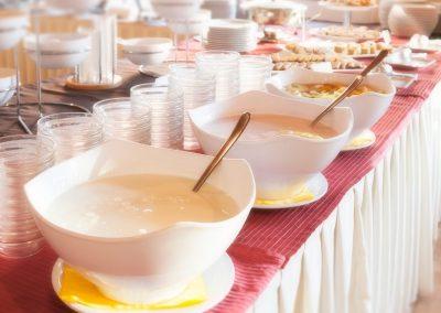mirjana rastoke restaurant and bar soups
