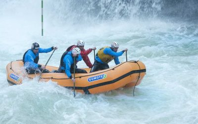 Rafting Korana
