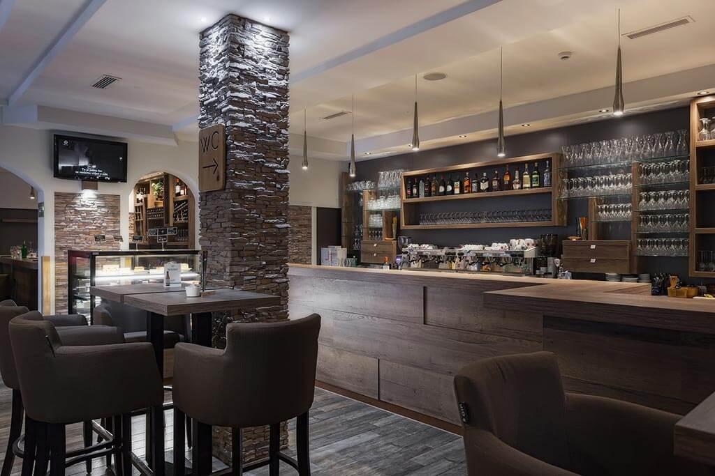 Restoran i bar