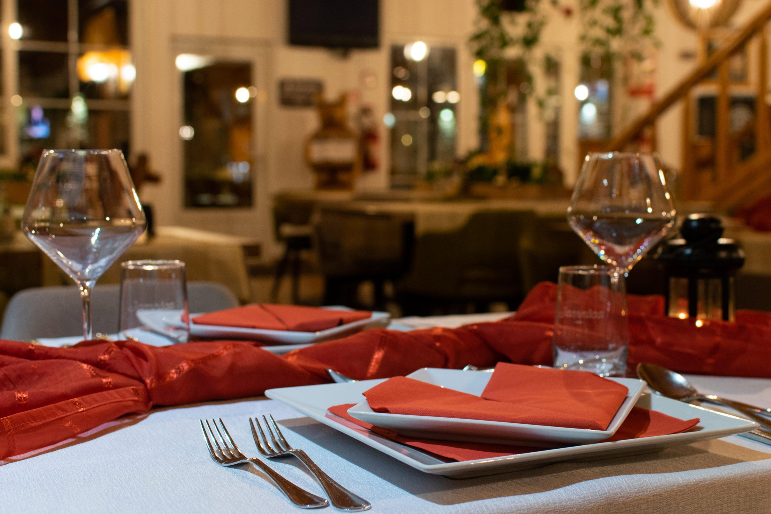 """Valentine's in restaurant """"Rastoke"""""""